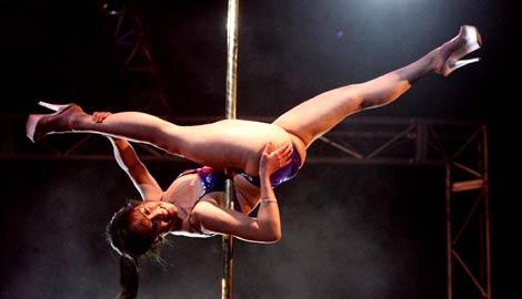 Le striptease