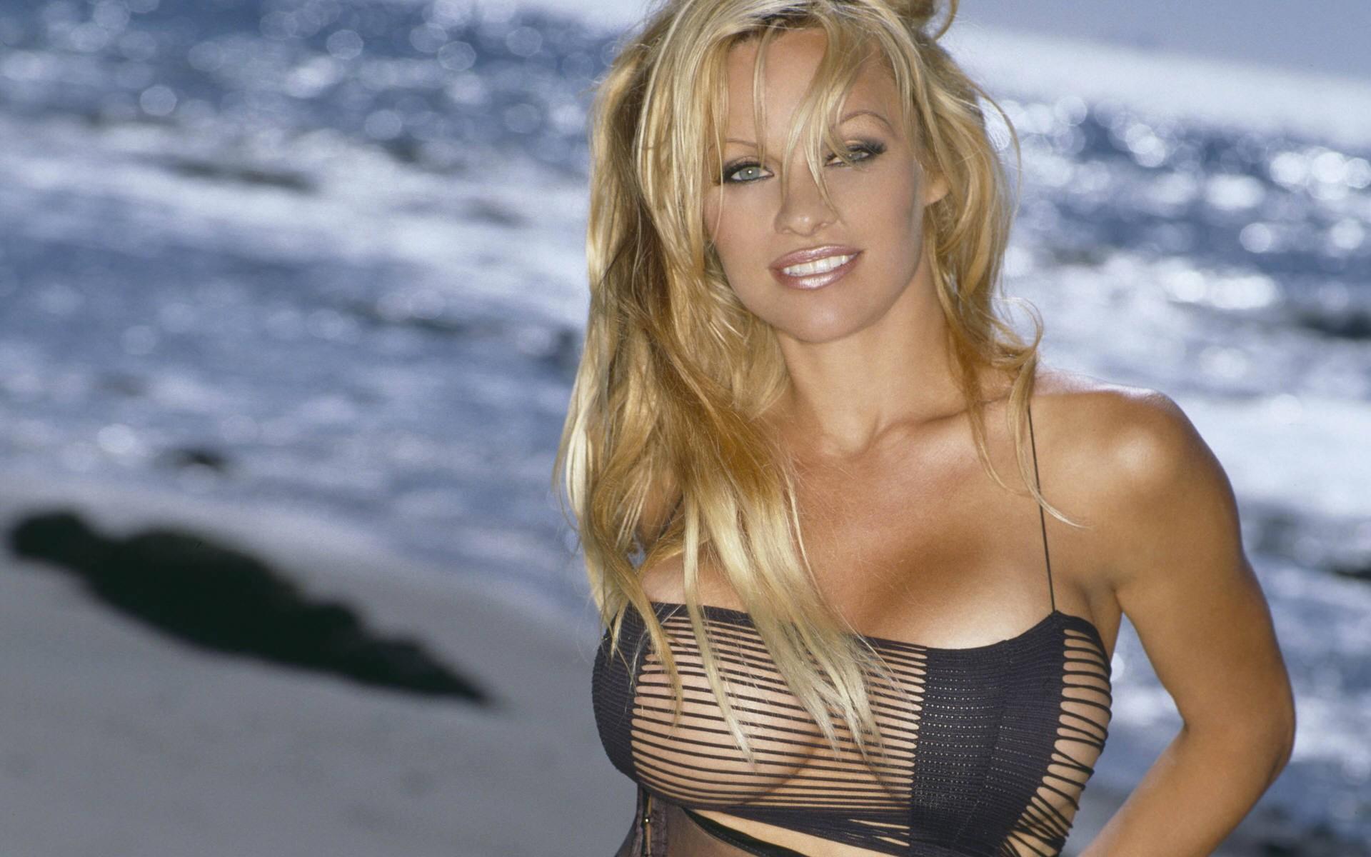 Pamela Anderson va s'occuper de la « Formule-1 »