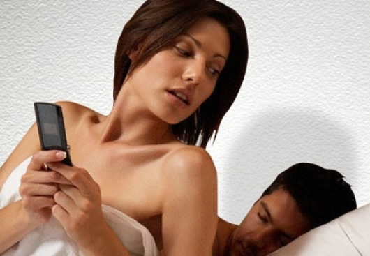 Relations extra-conjugales font maigrir