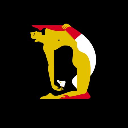 kamasutra alphabet lettre D