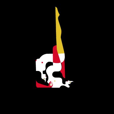 kamasutra alphabet lettre L