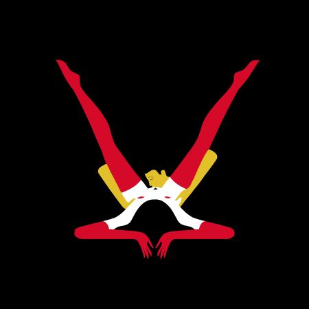 kamasutra alphabet lettre V