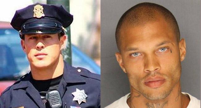 policier vs criminel sexy