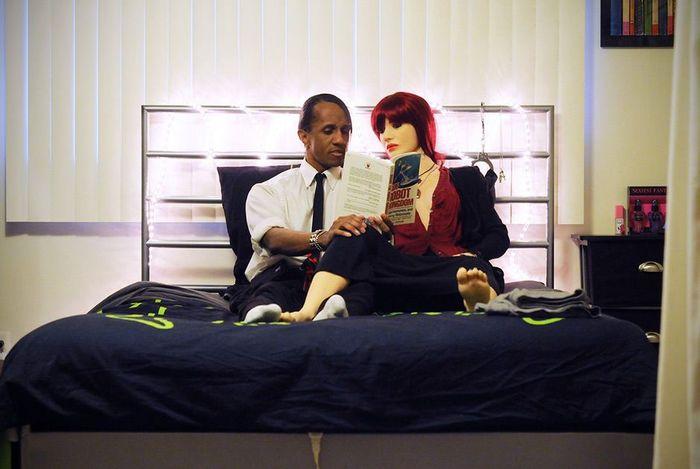 relations avec une poupée gonflable ultra-réaliste