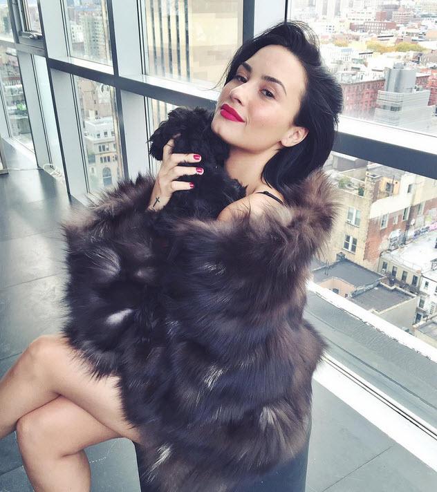 Chanteuse la plus sexy — Demi Lovato