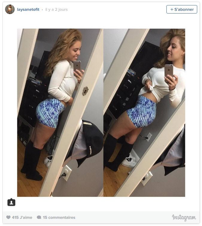 #CelluliteSaturday : savoir apprécier son corps tel qu'il est