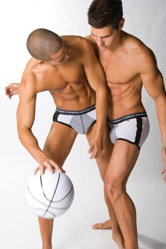 Photos des sportifs très chauds